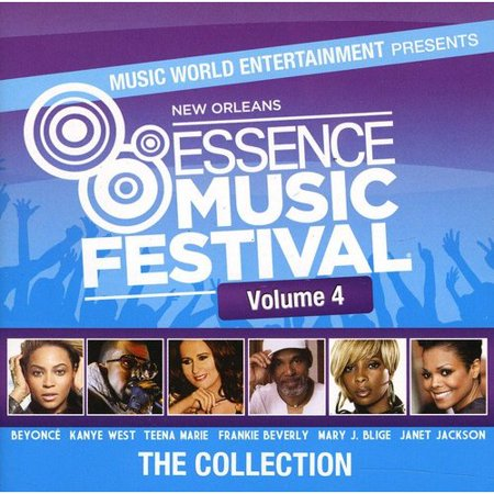 Essence Music Festival, Vol. 4: The Collection