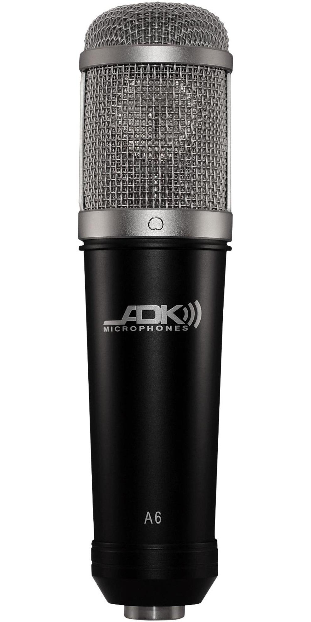 ADK Microphones A6 Cardioid Condenser Microphone by ADK Microphones