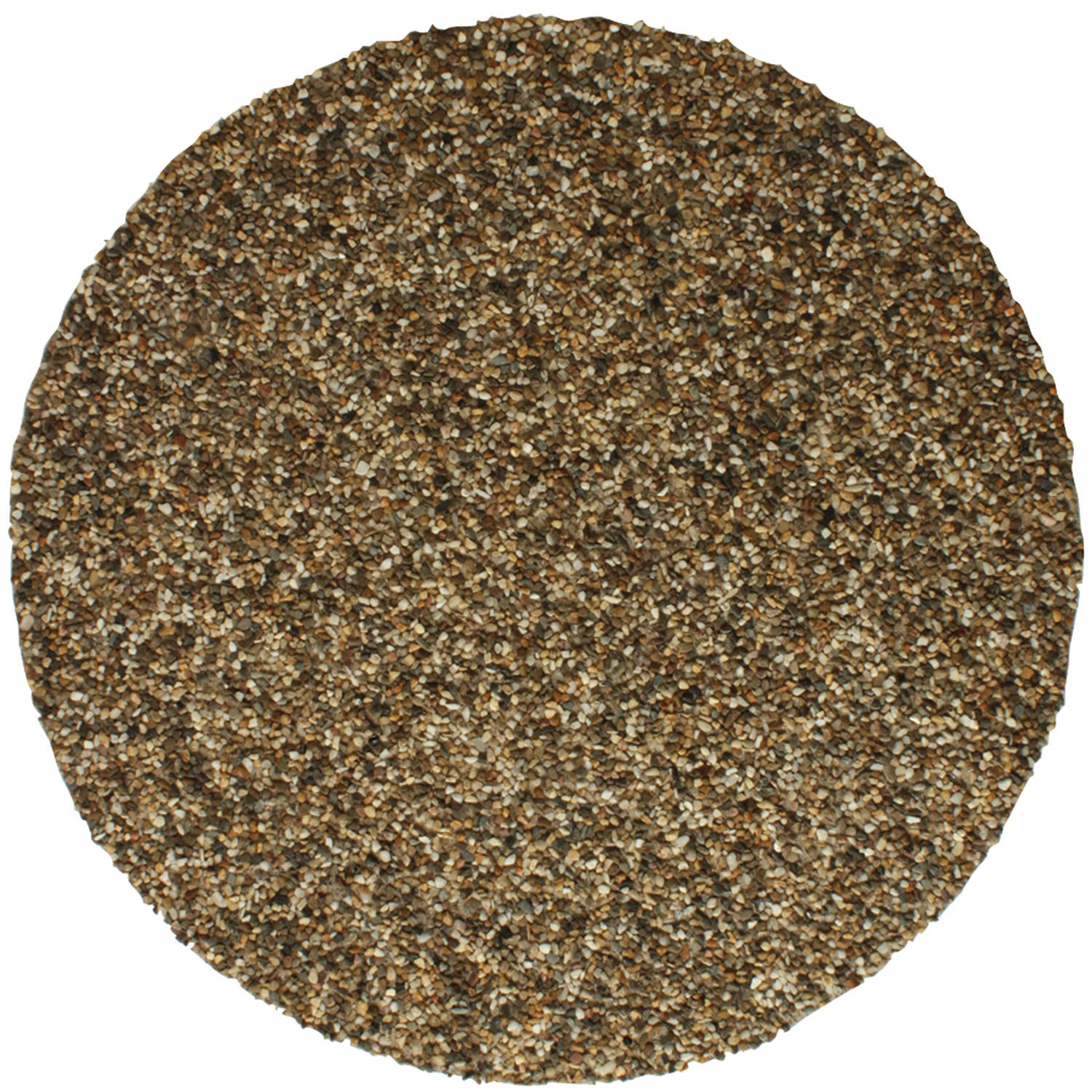 "Tricc Rlgfmr1510 Grill and Fire Pit Mat, 16"" Round, Natural"