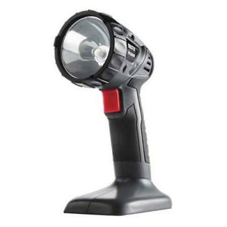 master mechanic 18v cordless flashlight 180 degree pivoting head