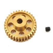 team trinity tep4834 aluminum pinion gear 48p 34t