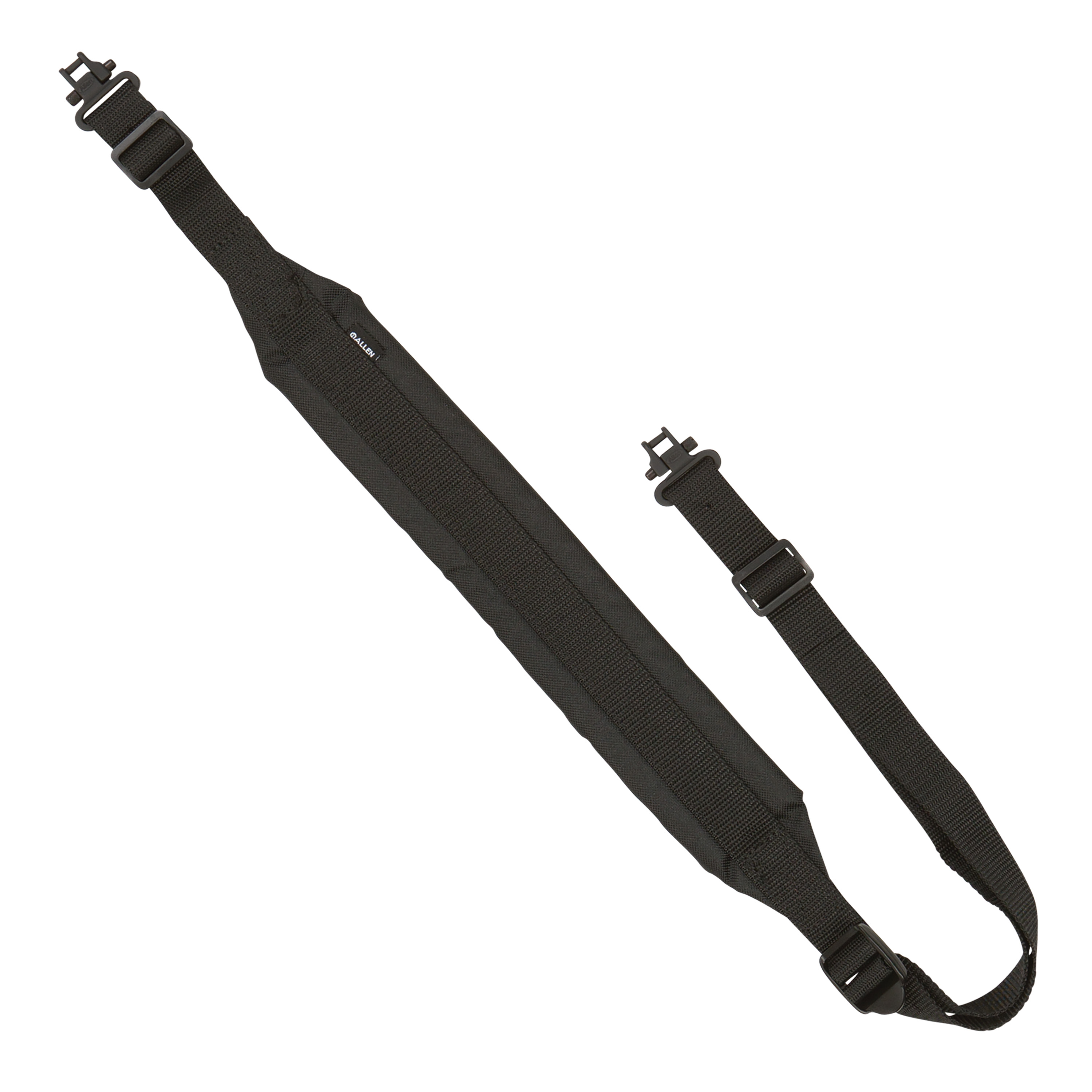 Endura Rifle Sling with Swivels, Black