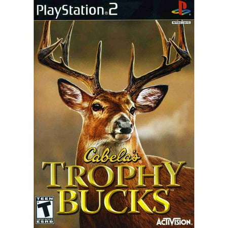 Cabelas Trophy Buck (PS2) Trophy Bucks [Cabela's] is a hunting game.