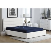 Dorel Home 6 Full Quilted Top Bunk Bed Mattress Navy Image