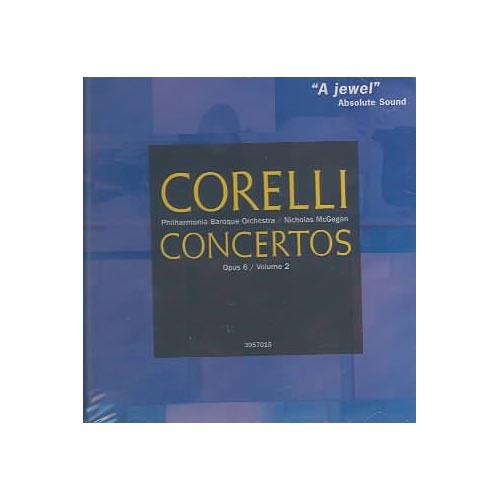 CORELLI: CONCERTOS, VOL. 2