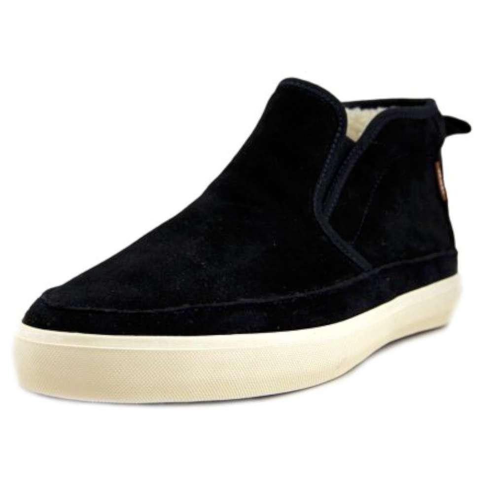 8b9c827d26 Vans - Vans Men s Mid Slip Sf Mte Blue Graphite Ankle-High Suede Fashion  Sneaker - 11M - Walmart.com