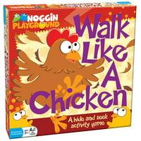 Noggin Playground Walk Like A Chicken