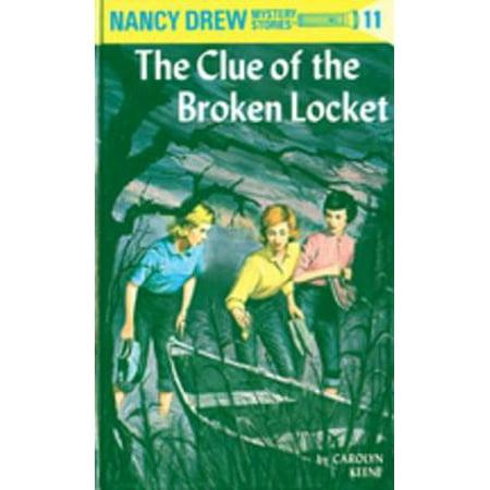 Nancy Drew 11: The Clue of the Broken Locket -
