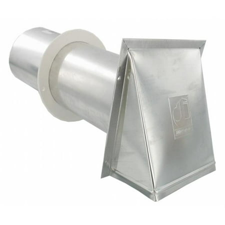 4in. Vent Hoods Aluminum - image 1 of 1