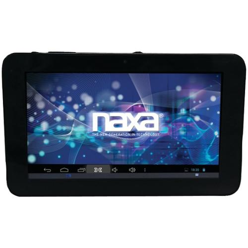 "Naxa NID-7009 Core with WiFi 7"" Touchscreen 8GB Tablet PC Featuring Android 4.2 (Jelly Bean) Operating System"