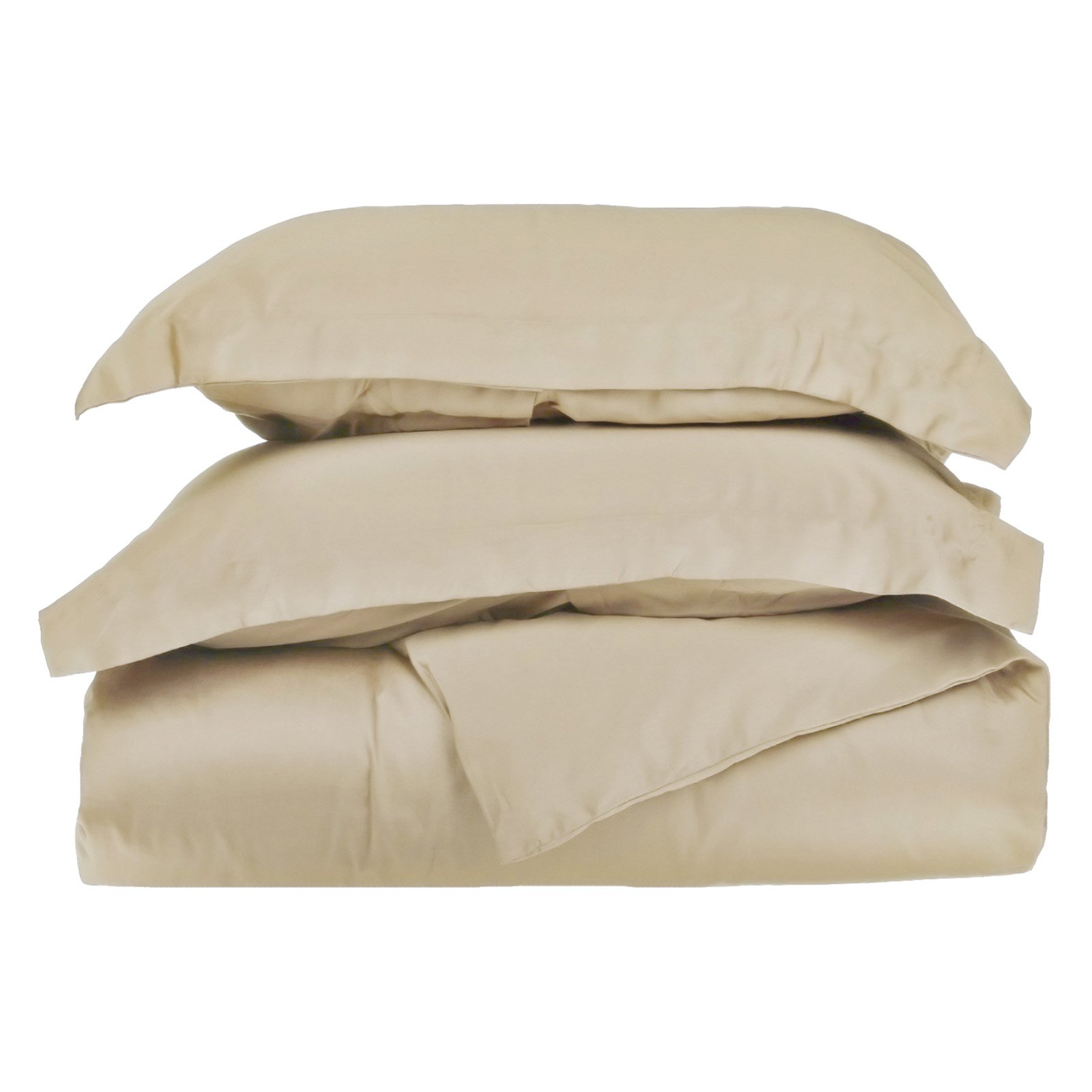 Superior 300 Thread Count 100% Premium Quality Cotton Duvet Cover Set
