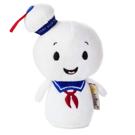Baby Stay Puft (Hallmark itty bittys Ghostbusters Stay Puft Marshmallow Man Stuffed)