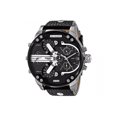 diesel mr daddy 2 0 mens watch. Black Bedroom Furniture Sets. Home Design Ideas
