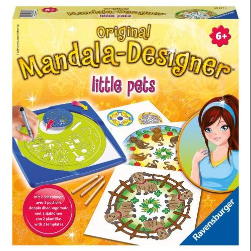 2-in-1 Mandala-Designer® Little Pets