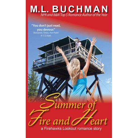 Summer of Fire and Heart - eBook