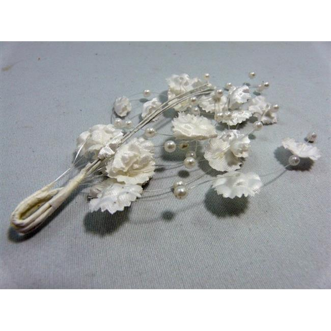Wilton W-60501 Hanging Lily Pearls for Headpieces (Set of 6)