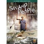 Swamp People: Season 6 (DVD)