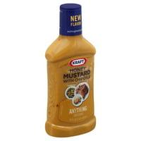 Kraft Honey Mustard with Chipotle Dressing & Dip, 16 fl oz