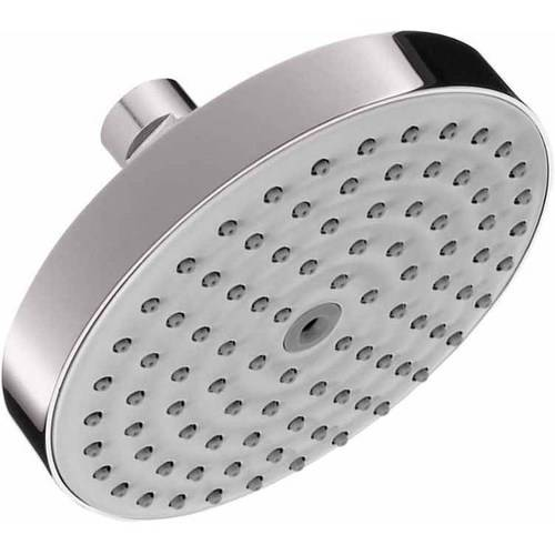 """Hansgrohe 04342820 Raindance S Shower Head Only Single Function with Air Injection Technology and 6"""" Spray Face, Various Colors"""