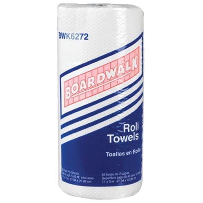Boardwalk Paper 088-6272 2Ply 85 Sheet Kitchen Roll Towel