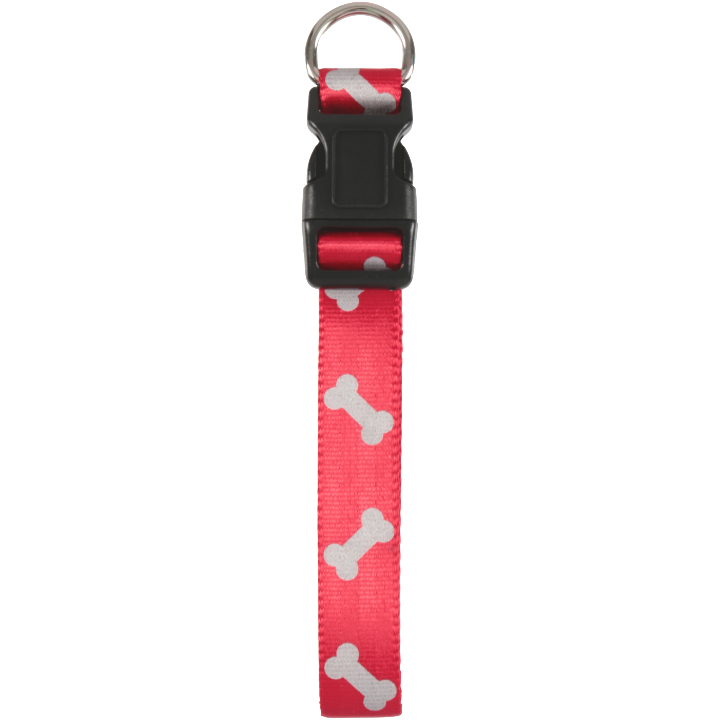 Petwear Reflective Adjustable Collar, Red