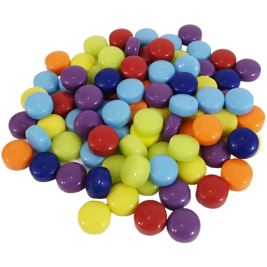 Mosaic Dots, 1lb, Multi-Color