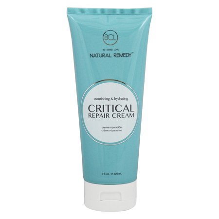 Bio Creative Labs   Natural Remedy Critical Repair Cream   7 Oz