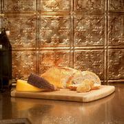 Fasade  Traditional Style #10 Bermuda Bronze 18-square Foot Backsplash Kit