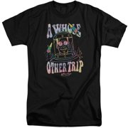 Astro Pop Space Popssdey Mens Big and Tall Shirt