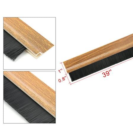 """Coussinets autoadhésifs en fond porte en bois avec balayage 0.8"""" x 40"""" brosse 1.8"""" - image 4 de 8"""