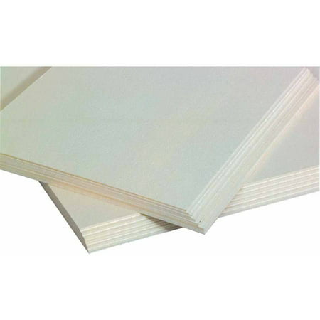 Crescent Flawed Mat Board, Multiple Sizes, 100pk