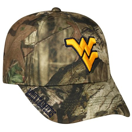 NCAA Men's West Virginia Mountaineers Mossy
