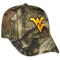 the latest 3ecb2 53ff4 Product Image NCAA Men s West Virginia Mountaineers Mossy Cap