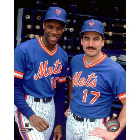 Dwight Gooden & Keith Hernandez Photo Print