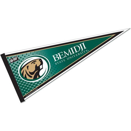 Oregon State Beavers Team Pennant (Bemidji State Beavers 12
