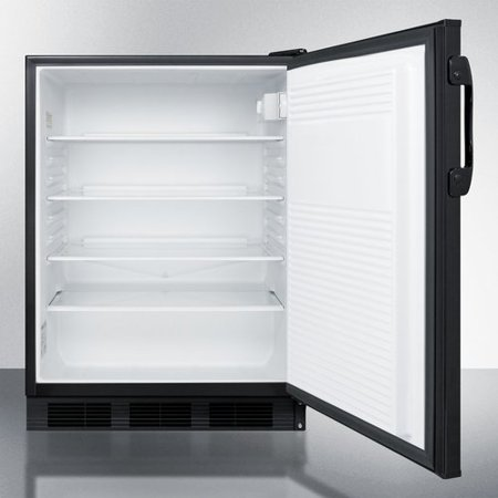 Summit Appliance Accucold 23 63-inch 5 5 cu ft  Compact All-Refrigerator