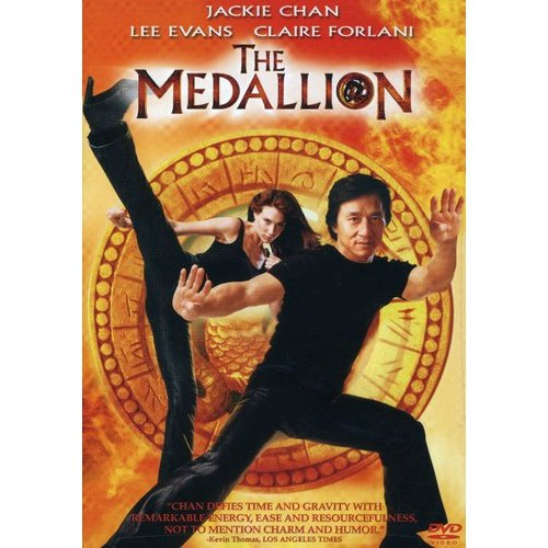 Medallion [dvd/p&s 1.33/ws 2.4/dd 5.1/dss/eng-sub/fr-both] (sony Pictures Home Ent)