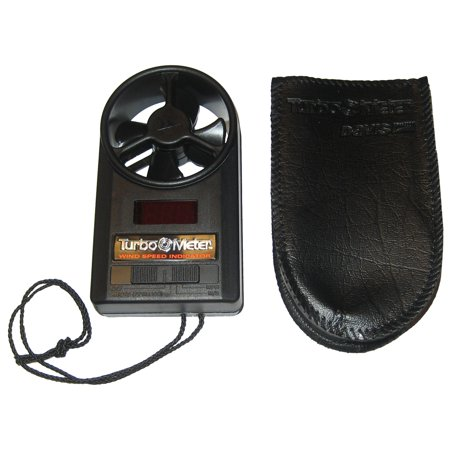 DAVIS TURBO METER ELECTRONIC WIND SPEED INDICATOR 0-99 MPH (Wind Speed Meter)