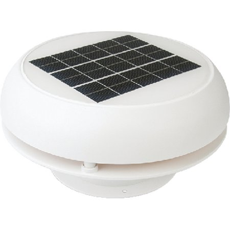 Marinco Rechargeable Day & Night Solar Boat Vent
