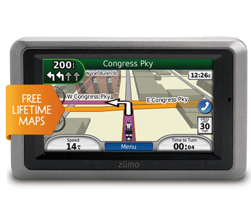 Garmin zumo 660LM - GPS navigator - automotive, motorcycl...