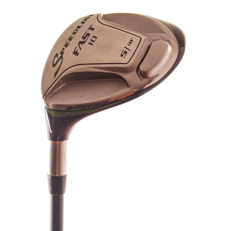 New Adams Speedline Fast 10 5-Wood 18* Comp CZ R-Flex (Adams Speedline Super S 3 Wood Review)