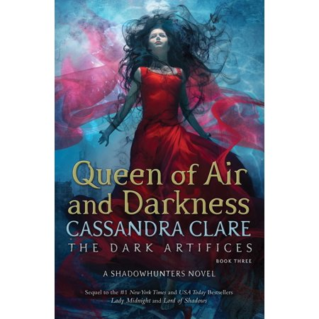 Queen of Air and Darkness - Hardcover (Darkness Was On The Face Of The Deep)