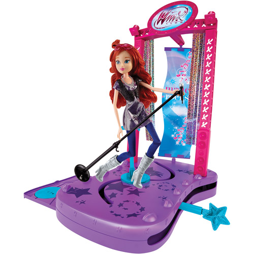 Winx Club Concert Stage Doll Playset