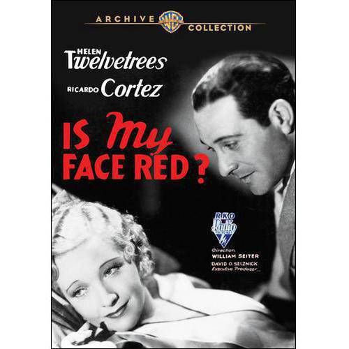Is My Face Red? DVD Movie 1932