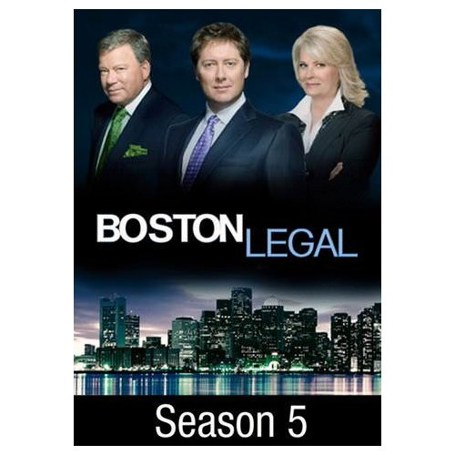 Boston Legal: Season 5 (2008)