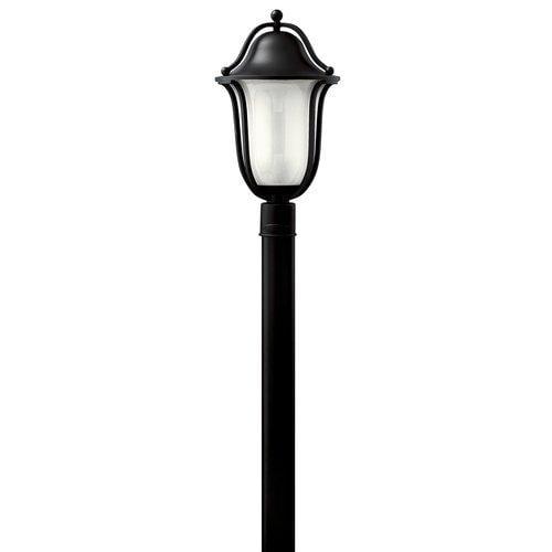Hinkley Lighting  2631-GU24  Post Lights  Bolla  Outdoor Lighting  ;Black