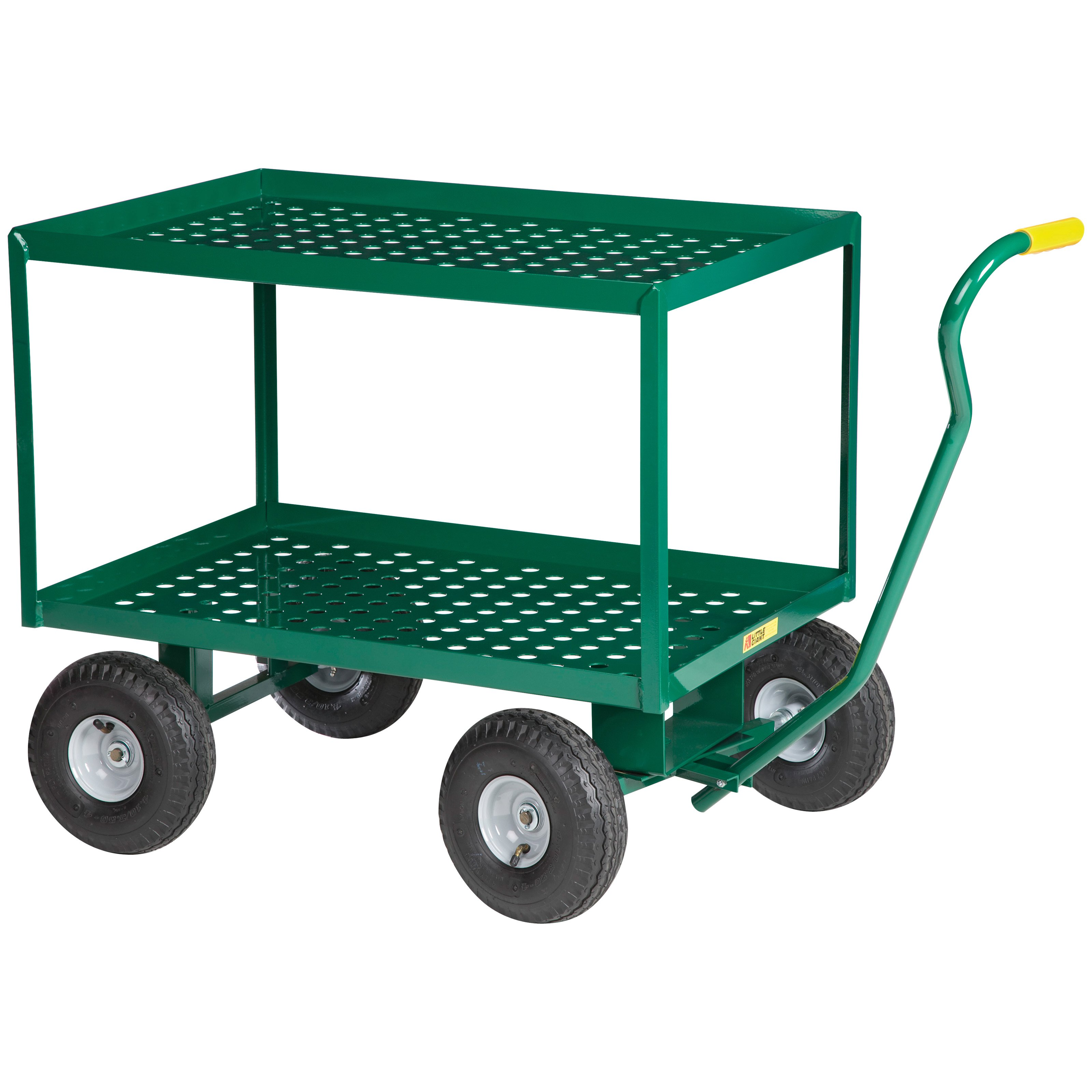 Brennan Equipment And Manufacturing Inc Little Giant 2 Shelf Steel