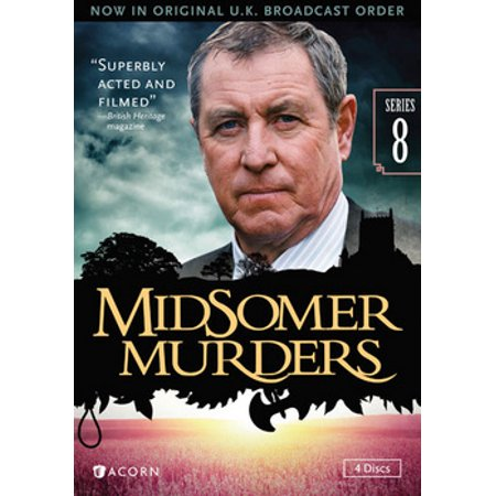Midsomer Murders: Series 8 (DVD) (Midsomer Murders The Sleeper Under The Hill)