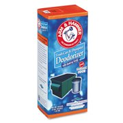 ARM & HAMMER Trash Can & Dumpster Deodorizer, 42.6 oz