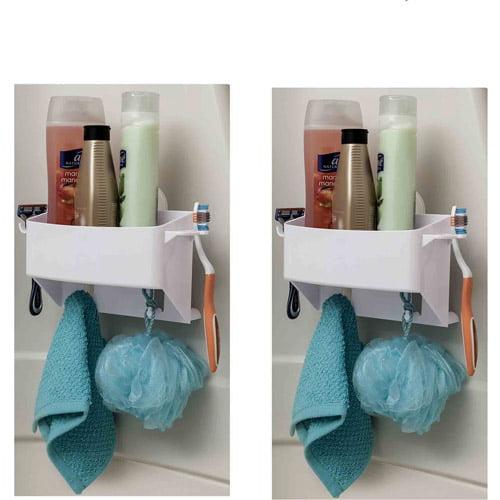 MHI Safe-er-Grip Tub Organizer, 2 Pack